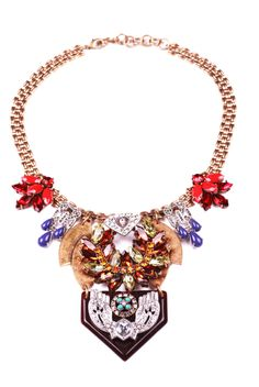 Lulu Frost For J.Crew Jewelry Collection necklace