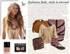 """""""tribal chic"""" by daydreamer20-1 on Polyvore"""