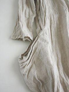 evam eva / linen cotton