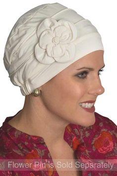 Turbante años 40 · Gorra Confort de Cardani® - Sombrero de Bambú - Sombreros  de Cáncer 1ca8750ec11