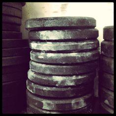 Weights @Caroline Guerin