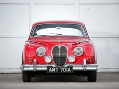 1959 Jaguar Mark-2