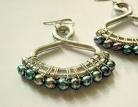 CatchAll Jewelry : A Truly Talented Young Wire Work Artisan - The Beading Gem's Journal