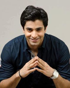 Shehryar Munawar Signed as Brand Ambassador for Edenrobe #www.celebgenie.com
