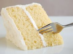 Best Vanilla Cake Recipe From Scratch – Top Recipes Vanilla Cake From Scratch, Basic Vanilla Cake Recipe, Cake Recipes From Scratch, Eggless White Cake Recipe, Vanilla Cake Recipes, Basic White Cake Recipe, Boiled Icing Recipe, Wacky Cake Recipe, Double Recipe