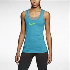 Nike tank top Nwt Nike Tops Tank Tops