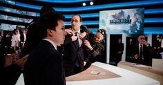 « Inefficace » ou « déterminé » : les réactions politiques à l'intervention d'Hollande