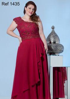 Vestidos Plus Size - Aiza Collection