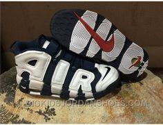eedbce2d0b1 Men Nike Air More Uptempo White Blue Black Friday Deals ZtjHr