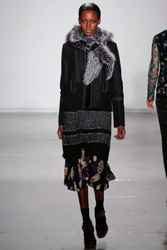 Serendipitylands: SUNO - FASHION SHOWS NEW YORK FALL 2015