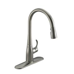 Style Sourcelist: Contemporary Kitchen Faucets Under $300