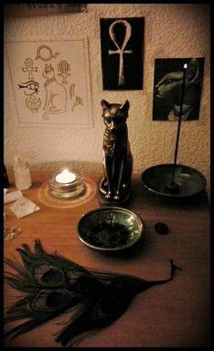 Кот в алтаре