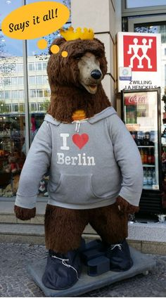 Things to do in Berlin. Discover what this fascinating city has to offer, from history, culture nightlife and people, Berlin has it all. #travel #berlin #germany