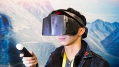 Intel's self-contained VR headset can make your furniture a part of the game world Read more Technology News Here --> http://digitaltechnologynews.com  LAS VEGAS  It's no secret Intel is investing heavily in virtual reality.   Intel's CEO Brian Krzanich reiterated the company's commitment to pushing VR forward with Project Alloy the company's self-contained VR headset reference design during CES 2017 on Thursday.   SEE ALSO: Here's when Intel's standalone wireless VR headset will arrive…