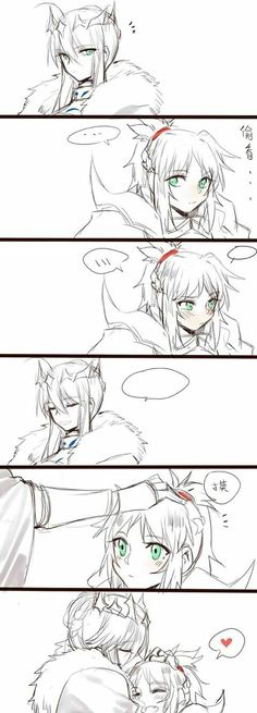 ....rip my heart open... f*** you  Mordred | King Arthur | | Saber of Red | | Saber |