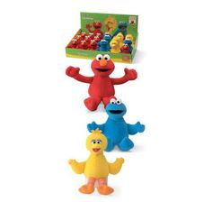Gund Sesame Street Big Bird Zip Along