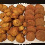 Rántott hús, rántott sajt, rántott zöldségek | mókuslekvár.hu Potatoes, Vegetables, Food, Potato, Essen, Vegetable Recipes, Meals, Yemek, Veggies