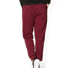 Find the best sports pants for any activity at Yvettesports. Shop a wide selection of racerback, Sports Trousers, Sport Pants, Women Pants, Korean Style, Korean Fashion, Sweatpants, Warm, Casual, Shopping
