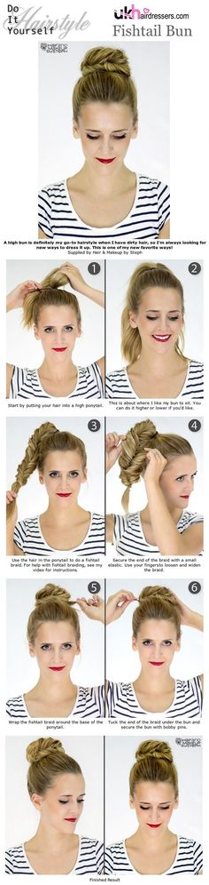 15 Not So Easy No-Heat Hairstyles For Dirty Hair, Long Or Short | Gurl.com