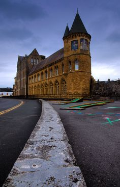 The Old College - Aberystwyth | Wales