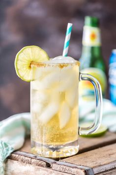 Ginger Beer Fizz is