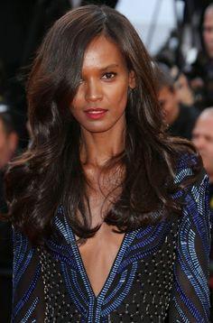 LIYA KEBEDE at Cannes Film Festival 2014 #hairhunter