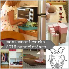 Montessori Work 2013 - Best of