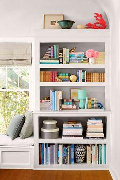 6 Designer Tips for a Super Stylish Bookcase | Decorist