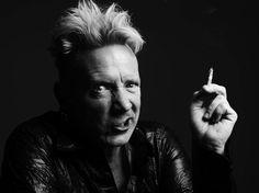 Johnny Rotten - Sex Pistols - PIL