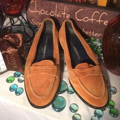 Fratelli Rossetti Suede Loafers Sz 8.5M- Good condition- Made in Italy- Slightly used- Genuine suede- Heels/Soles in good condition- Very nice! Fratelli Rossetti Shoes Flats & Loafers