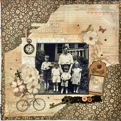 Family – Scrapbooking İdeas For İdeas. Cruise Scrapbook Pages, Birthday Scrapbook Pages, Heritage Scrapbook Pages, Wedding Scrapbook Pages, Christmas Scrapbook Pages, Dog Scrapbook, Halloween Scrapbook, Photo Album Scrapbooking, Vintage Scrapbook
