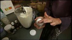 Rosemary Gladstar shows us how to make her famous face cream in this wonderful 30 minute video.