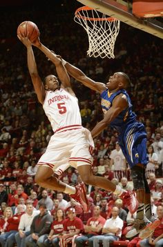 Indiana's Troy Williams-- #IUCollegeBasketball