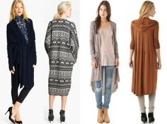 Wrap Up in Style this Fall Season with Must-Have Long Cardigans!
