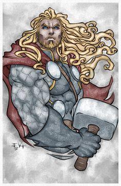 Thor by *ErikVonLehmann