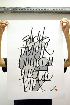 Série Alfabetos | Flickr - Photo Sharing!