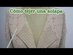 Knitting Videos, Knitting Stitches, Knit Crochet, Sewing, Youtube, 1, Knitting And Crocheting, Diy, Knit Wrap