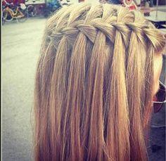15 Long Hair Braids Styles: #10. Braid for Straight Long Hairdo
