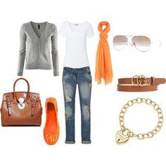 Orange pops :)