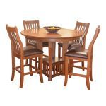 Table & Chairs - Frontier Furniture | Amish Style Furniture