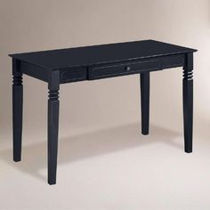 Black Douglas Desk | World Market
