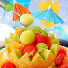 Amazon.com: Mehome Watermelon Tongs Slicer Corer Cutter Stainless Steel and Melon Baller with Fruit Carving Knife Multifunction Kitchen Tool. For DIY Fruit Salads, Garnishes and Desserts, Cake, Ice Cream Scooper: Kitchen & Dining