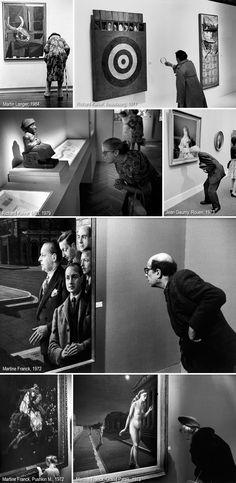Fotografare nei musei, quando i visitatori diventano arte – DidatticarteBlog