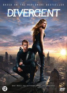 bol.com | Divergent, Shailene Woodley, Theo James & Ansel Elgort