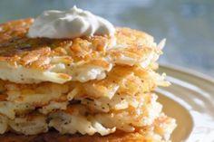 Rachael Ray's Potato Parsnip Pancakes   The Dr. Oz Show