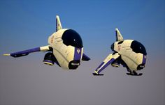 TWIN DRONES
