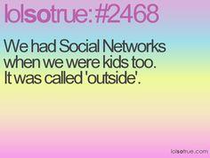 'Social Networks'.