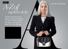 A-Z Of Ageless Style: at Marks and Spencer
