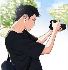 Aesthetic Boy, Aesthetic Anime, Boy Art, Art Girl, Virtual Boy, Boy Illustration, Cute Art Styles, Mingyu Seventeen, Seventeen Wallpapers