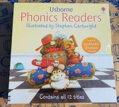 Călători printre cărți: Usborne Phonics Readers
